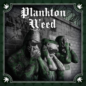 Planktonweed Tape Albumcover