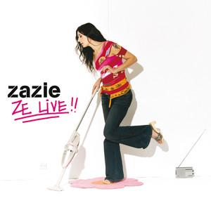 Ze Live Albumcover