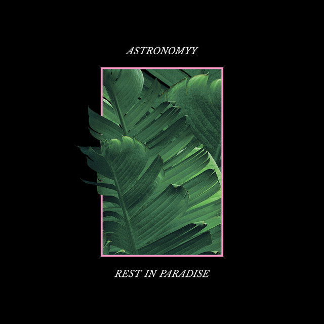 Album cover for Rest in Paradise by Astronomyy