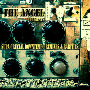 Album cover for Supa Crucial by The Angel .