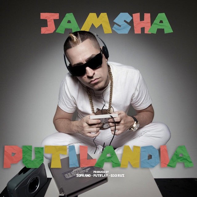 Album cover for Putilandia by Jamsha