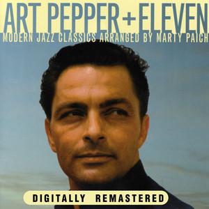 Art Pepper + Eleven album