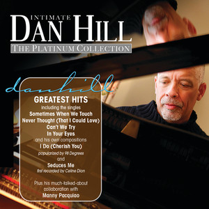 Dan Hill, Rique Franks In Your Eyes cover