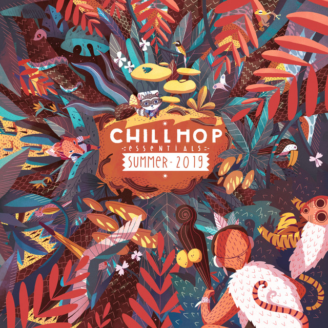Chillhop Essentials Summer 2019