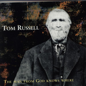 The Man From God Knows Where album
