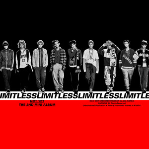 NCT#127 LIMITLESS - The 2nd Mini Album - NCT 127