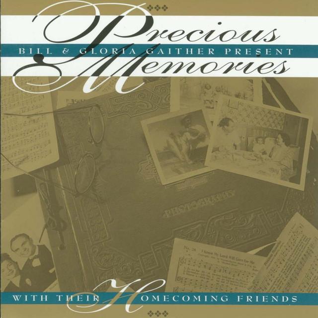 Bill & Gloria Gaither Precious Memories album cover