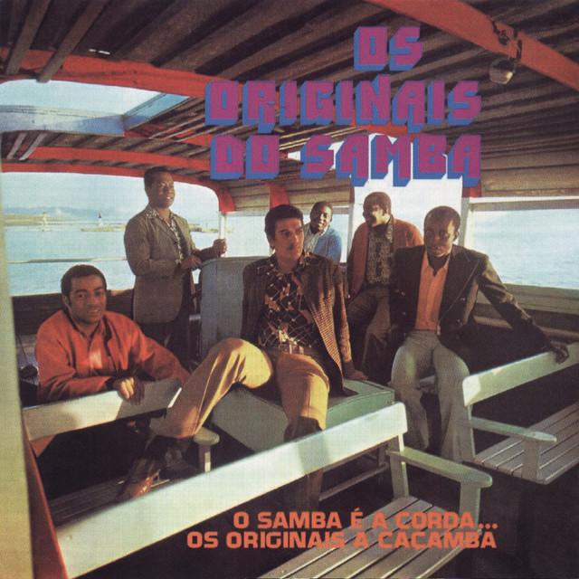 O Samba é a Corda... Os Originais a Caçamba