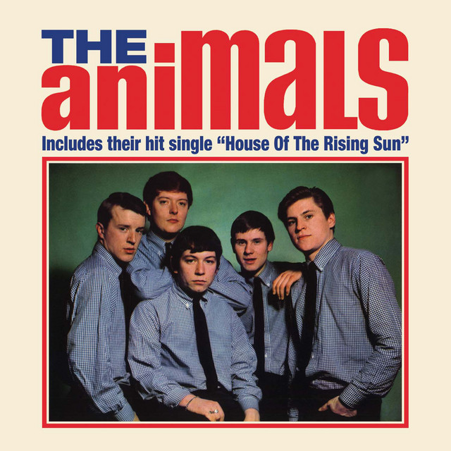 House Of The Rising Sun album cover