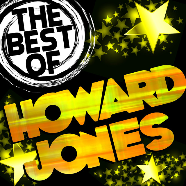 Howard Jones The Best of Howard Jones album cover