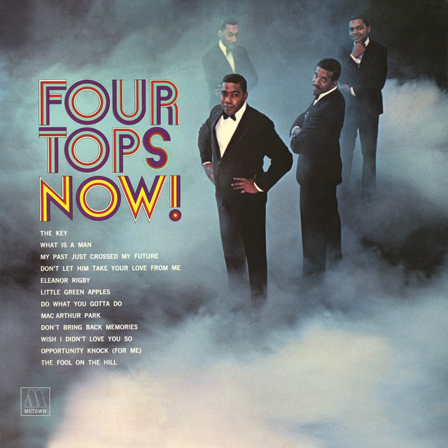 Four Tops Four Tops Now! album cover