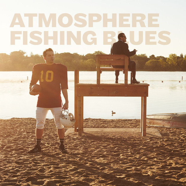 Album cover for Fishing Blues by Atmosphere
