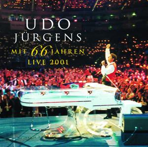 Mit 66 Jahren - Live 2001 Albumcover
