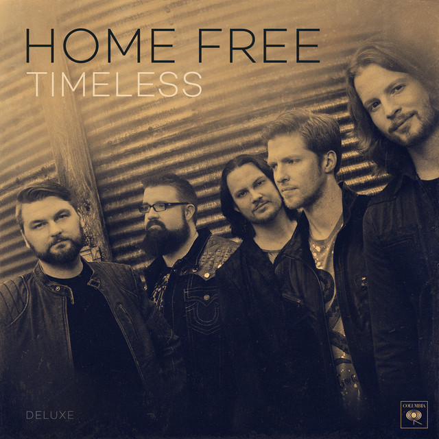 Album cover for Timeless by Home Free