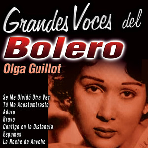 Grandes Voces del Bolero: Olga Guillot album