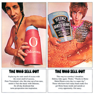 The Who Sell Out album