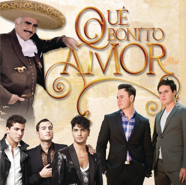 Various Artists Que Bonito Amor album cover