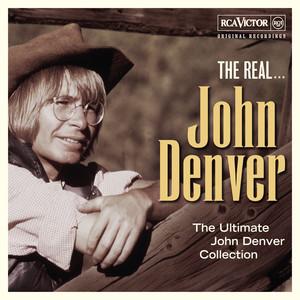 The Real... John Denver Albumcover