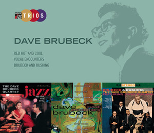 The Dave Brubeck Quartet Jimmy Rushing I Never Knew (I Could Love Anyone Like I'm Loving You) cover