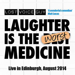 Laughter Is the Worst Medicine (Live) Audiobook