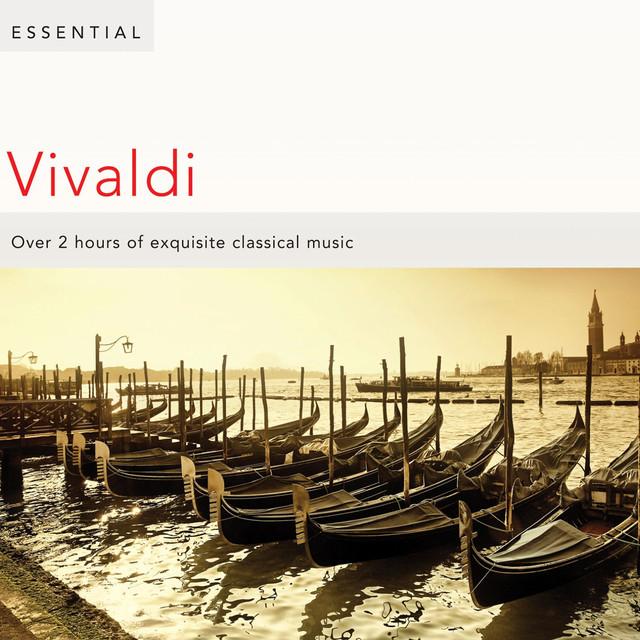 Essential Vivaldi Albumcover