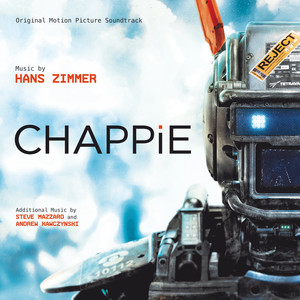 Chappie (Original Motion Picture Soundtrack) Albumcover