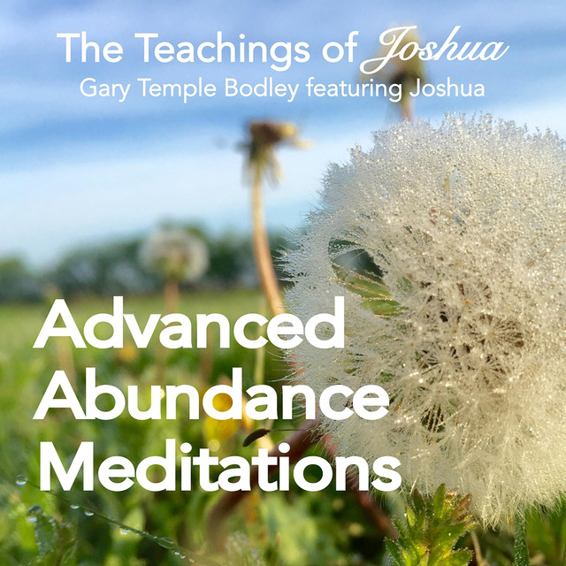 Financial Abundance Meditation, a song by Gary Temple Bodley
