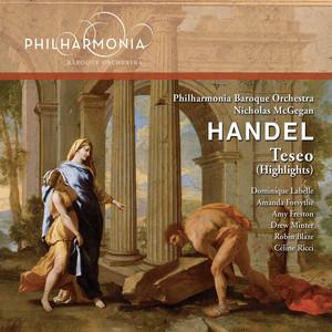 Handel: Teseo, HWV 9 (Highlights) Albümü