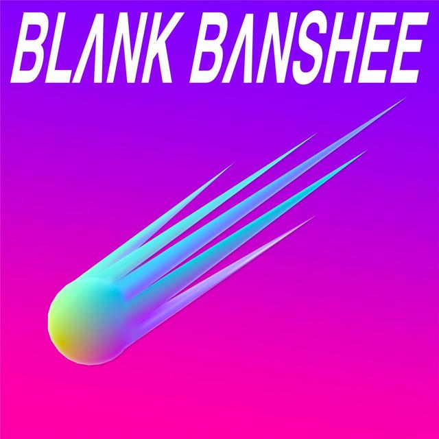 Album cover for Mega by Blank Banshee