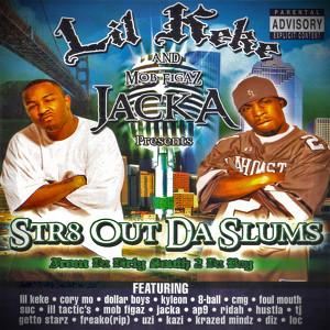 Str8 Out Da Slums Albumcover