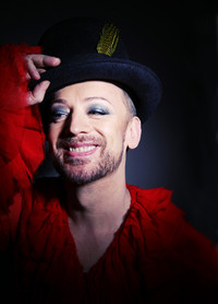 Boy George, Baby D Let Me Be Your Fantasy cover