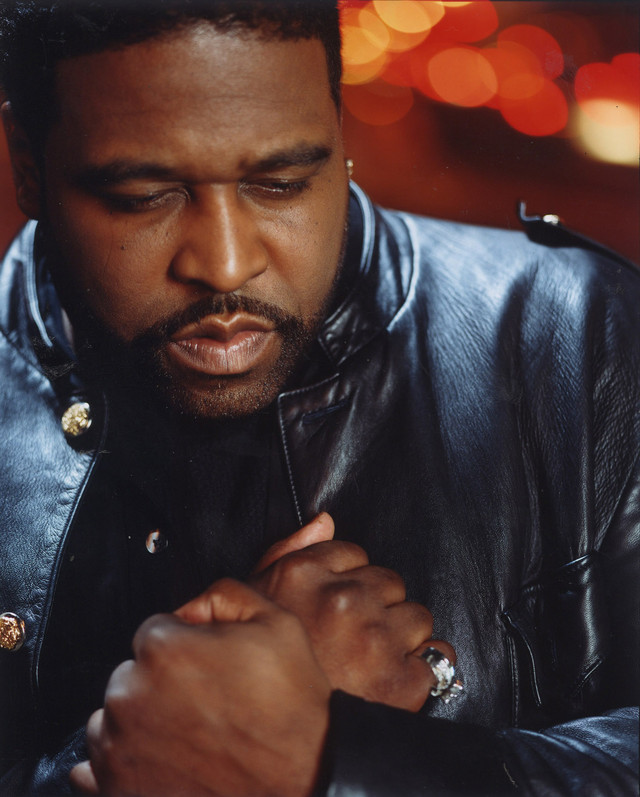 Gerald Levert  Lil' Mo Hello It's Me cover