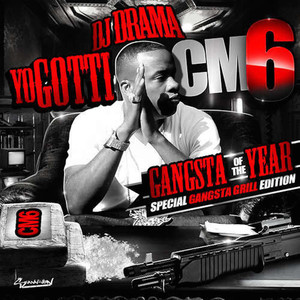 CM6: Gangsta of the Year Albumcover