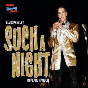 Such A Night In Pearl Harbor Albumcover