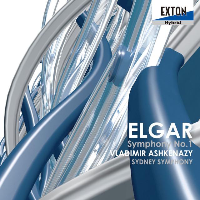 Elgar: Symphony No. 1 Albumcover