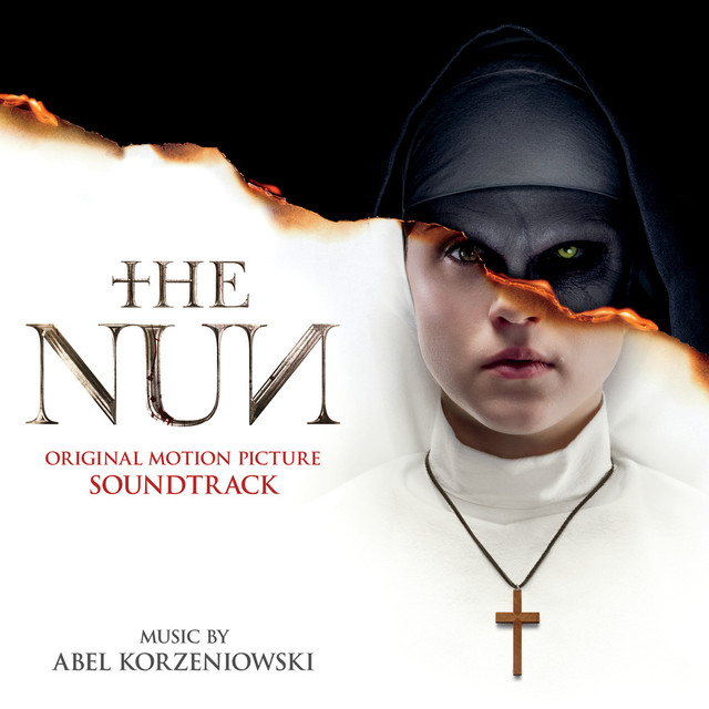 Album cover for The Nun (Original Motion Picture Soundtrack) by Abel Korzeniowski