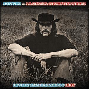 Don Nix & Alabama State Troopers Live In San Francisco 1967 album