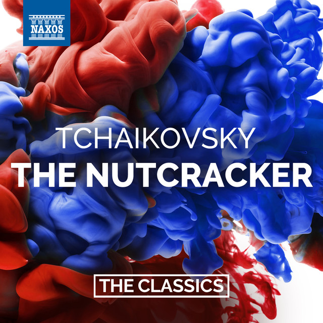Tchaikovsky: The Nutcracker, Op. 71 Albumcover