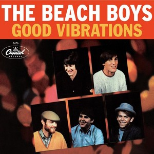 Cover art for Good Vibrations - 2001 - Remaster