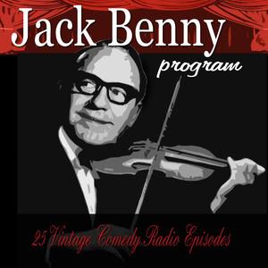 Jack Benny Program, Vol. 1: 25 Vintage Comedy Radio Episodes Audiobook