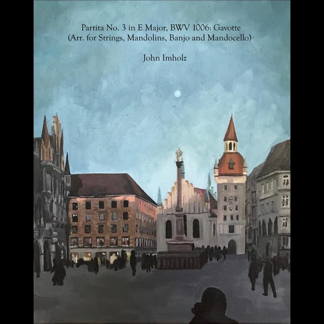 Violin Partita No  3 in E Major, BWV 1006: III  Gavotte (Arr  for
