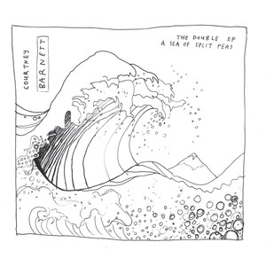 Album cover for The Double EP: A Sea of Split Peas by Courtney Barnett