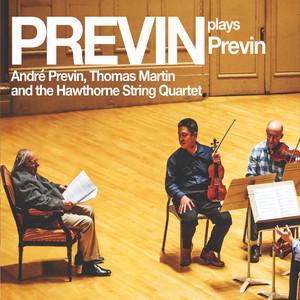 Previn Plays Previn album
