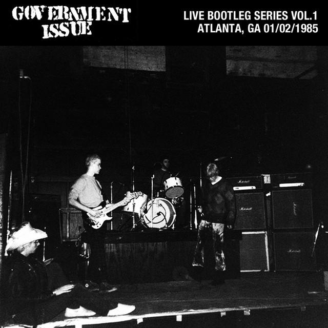 Live Bootleg Series Vol. 1: 01/02/1985 Atlanta, GA @ Metroplex