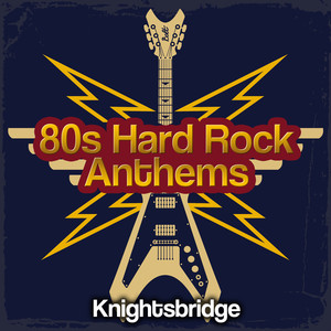 80s Hard Rock Anthems Albumcover