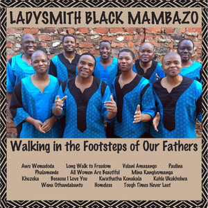 Walking in the Footsteps of Our Fathers album