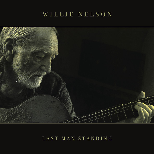 Album cover for Last Man Standing by Willie Nelson