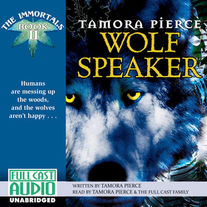 Wolf Speaker (Unabridged)