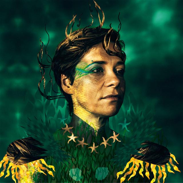 Skivomslag för Lina Nyberg: The Sirenades