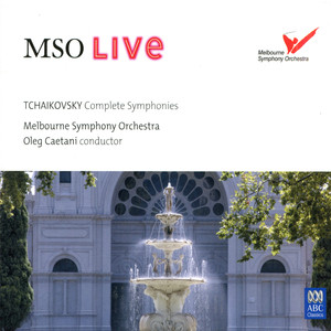 MSO Live – Tchaikovsky: Complete Symphonies Albumcover